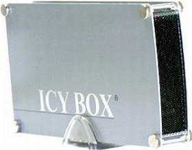 RaidSonic Icy Box IB-351AStU silber, USB-B 2.0 (21401)