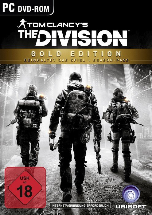 Tom Clancy's The Division - Gold Edition (Download) (PC)