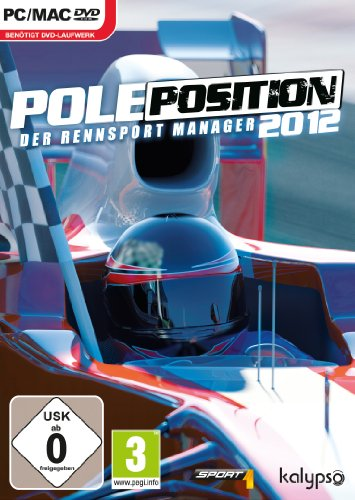 Pole Position 2012 (deutsch) (PC) -- via Amazon Partnerprogramm