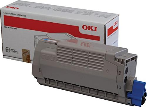 OKI 45396203 Toner cyan high capacity -- via Amazon Partnerprogramm