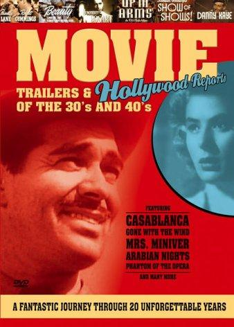 Movie Trailers & Hollywood Reports of the 30's and 40's -- via Amazon Partnerprogramm