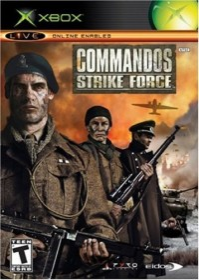 Commandos: Strike Force (Xbox)