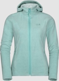 Jack Wolfskin Skywind Hooded Jacke green haze (Damen) (1707611-4108)