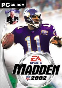 EA Sports Madden NFL 2002 (German) (PC)