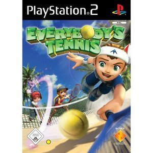 Everybody's tennis (English) (PS2)