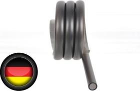 Alphacool AlphaTube HF, 13/10mm, 3m, UV schwarz (18417)