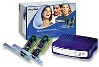 devolo MicroLink LAN switch Kit (01005)