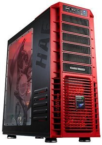Cooler Master HAF932 AMD red (AM-932-RWN1)
