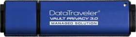 Kingston DataTraveler Vault Privacy 3.0 - Managed 8GB, USB-A 3.0 (DTVP30DM/8GB)