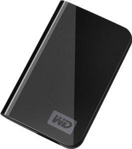 Western Digital WD My Passport Essential black 500GB, USB 2.0 (WDME5000TE)