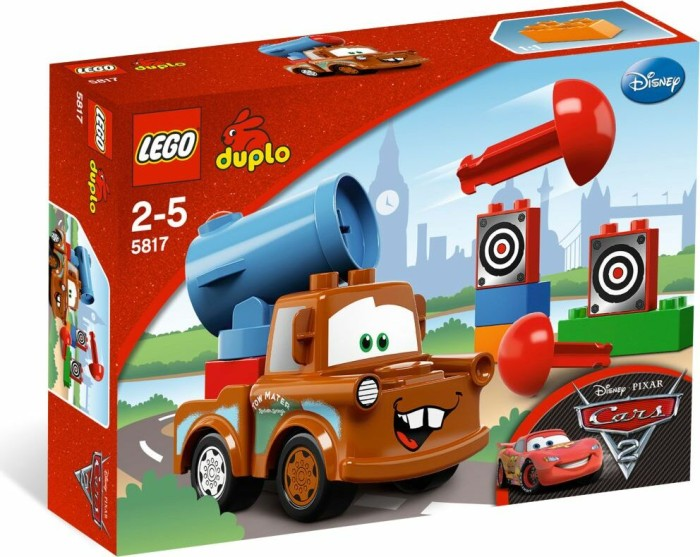 LEGO DUPLO Cars - Hook als Agent (5817) -- via Amazon Partnerprogramm