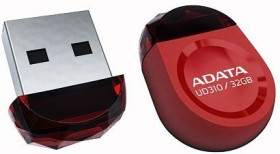 ADATA DashDrive Durable UD310 rot 64GB, USB-A 2.0 (AUD310-64G-RRD)