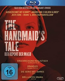 The Handmaid's Tale - Der Report der Magd Season 1 (Blu-ray)