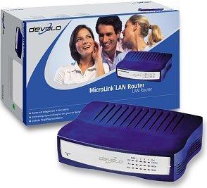 devolo MicroLink LAN router (1490)