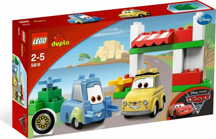 LEGO - DUPLO Cars - Luigi's Italian Place (5818) -- via Amazon Partnerprogramm