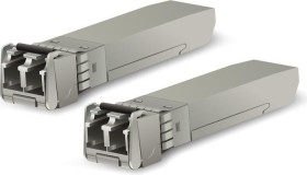 Ubiquiti UF-MM 10G LAN-Transceiver, LC-Duplex MM 300m, SFP+, 2er-Pack (UF-MM-10G-2)
