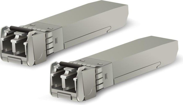 Ubiquiti UF-MM 10G LAN-Transceiver, LC-Duplex MM 300m, SFP+, 2er-Pack (UF-MM-10G-2)
