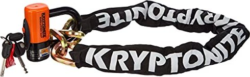 Kryptonite New York chain 1210 chain lock, key (999515)