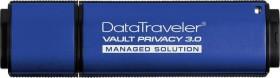 Kingston DataTraveler Vault Privacy 3.0 - Managed 64GB, USB-A 3.0 (DTVP30DM/64GB)