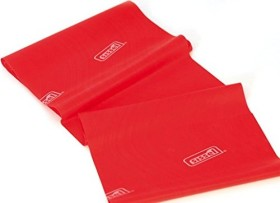 Sissel Fitband Essential 250x15cm resistance band medium red (5286)