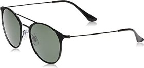 Ray-Ban RB3546 52mm black/green classic (RB3546-186)