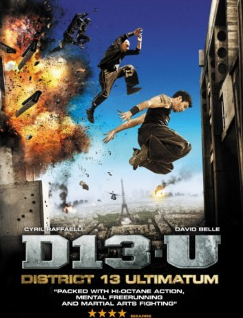 District 13 - Ultimatum (UK) -- via Amazon Partnerprogramm