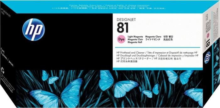 HP Druckkopf 81 magenta hell (C4955A)