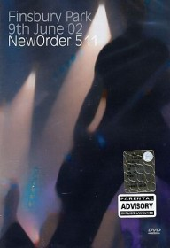 New Order - Finsbury Park 9th June