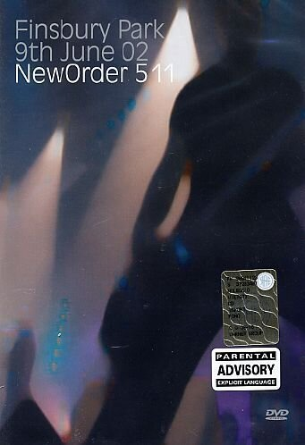 New Order - Finsbury Park 9th June -- via Amazon Partnerprogramm