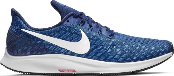 Nike Air Zoom Pegasus 35 indigo forcephoto blueblue voidwhite (Herren) (942851 404) ab € 90,75