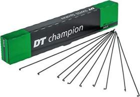 DT Swiss DT champion Speichen schwarz (verschiedene Längen)