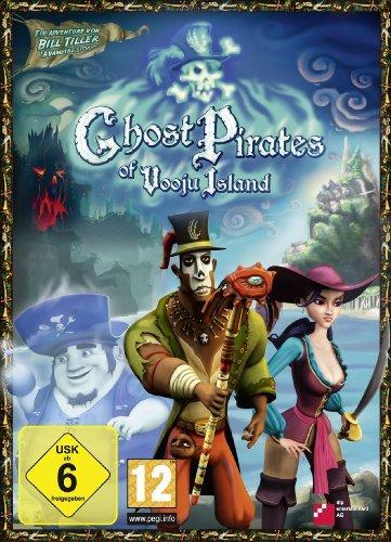 Ghost Pirates of Vooju Island (deutsch) (PC) -- via Amazon Partnerprogramm