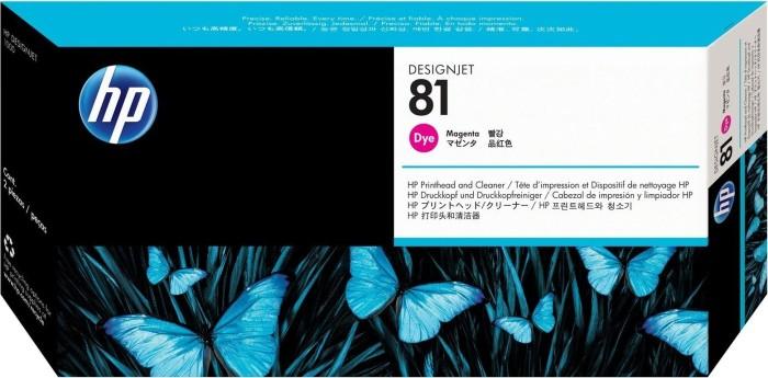 HP 81 głowica drukująca magenta (C4952A)