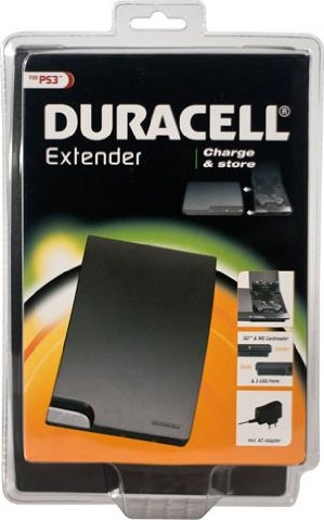 Duracell Playstation Charging Base extender (PS3) -- via Amazon Partnerprogramm
