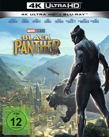 Black Panther (4K Ultra HD)