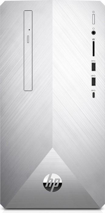 HP Pavilion 595-p0009ng silver (4PN35EA#ABD)