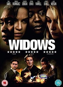 Widows - Tödliche Witwen (DVD) (UK)