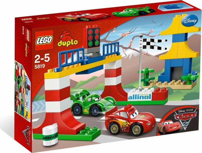 LEGO DUPLO Cars - Rennen in Tokio (5819) -- via Amazon Partnerprogramm