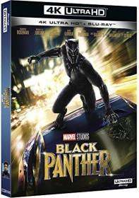 Black Panther (4K Ultra HD) (UK)