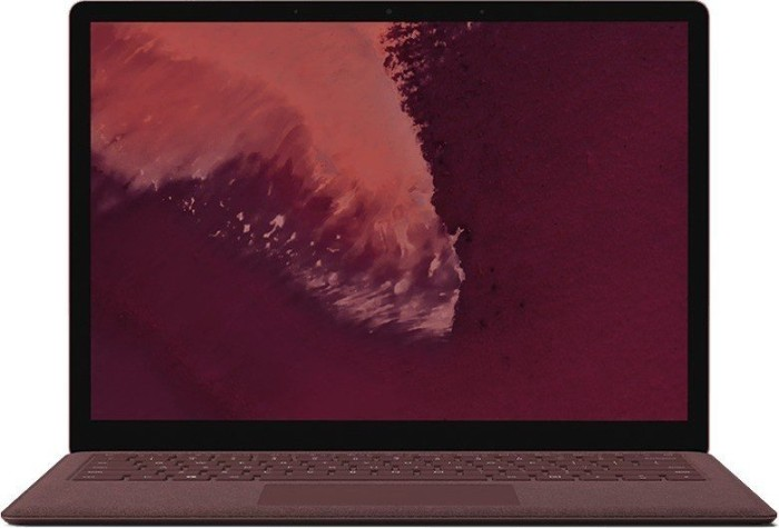 Microsoft Surface Laptop 2 Commercial Burgundy, Core i7-8650U, 16GB RAM, 512GB SSD, UK (LQT-00026)