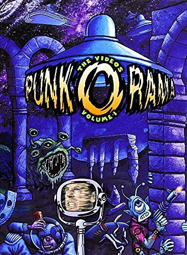 Punk O Rama: The Videos Volume I -- via Amazon Partnerprogramm