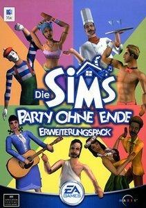 Die Sims - Party ohne Ende (Add-on) (deutsch) (MAC)