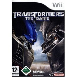 Transformers - The Game (English) (Wii)