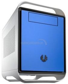 BitFenix Prodigy Frost weiß/blau, Mini-ITX