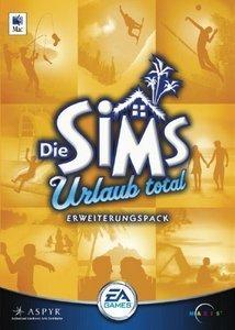 Die Sims - Urlaub Total (Add-on) (deutsch) (MAC)