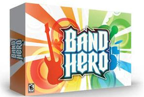 Band Hero (deutsch) (Wii)