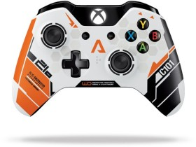 Microsoft Xbox One Wireless Controller Titanfall Limited Edition (Xbox One) (J72-00003)