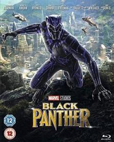 Black Panther (Blu-ray) (UK)