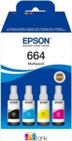 Epson Tinte 664 Multipack (C13T66464A / C13T664640)