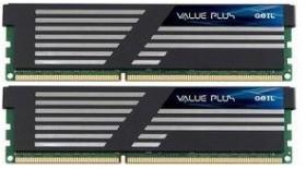 GeIL Value Plus DIMM Kit 8GB, DDR3-1333, CL9-9-9-24 (GVP38GB1333C9DC)